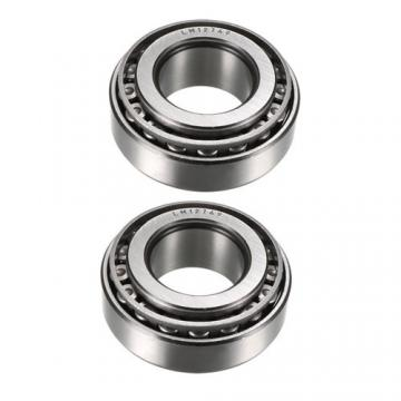 90 mm x 140 mm x 24 mm  FAG 6018-2Z  Single Row Ball Bearings