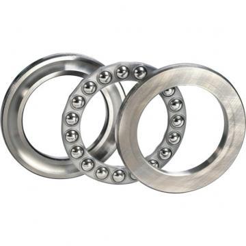 0.75 Inch | 19.05 Millimeter x 2 Inch | 50.8 Millimeter x 0.688 Inch | 17.475 Millimeter  RHP BEARING MJT3/4M  Angular Contact Ball Bearings
